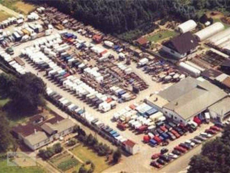 Viehanhänger des Typs Humbaur MAXIMUS 2700, Vollpoly grau, SK, Aluboden, 2,7to, Neumaschine in Gevelsberg (Bild 8)