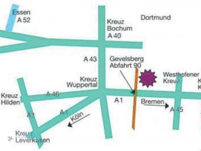 Viehanhänger des Typs Humbaur MAXIMUS 2700, Vollpoly grau, SK, Aluboden, 2,7to, Neumaschine in Gevelsberg (Bild 7)