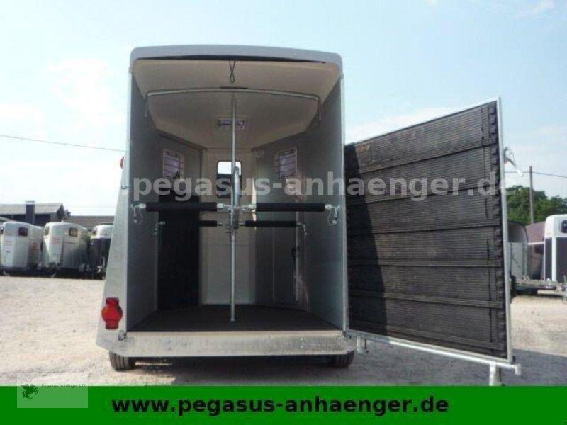 Viehanhänger des Typs Humbaur Notos 2-Pferdeanhänger ALU 2,4 to. 2021, Neumaschine in Gevelsberg (Bild 8)