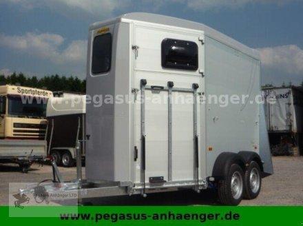Viehanhänger des Typs Humbaur Notos 2-Pferdeanhänger ALU 2,4 to. 2021, Neumaschine in Gevelsberg (Bild 2)