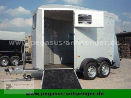 Viehanhänger des Typs Humbaur Notos 2-Pferdeanhänger ALU 2,4 to. 2021, Neumaschine in Gevelsberg (Bild 13)