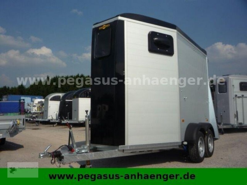 Viehanhänger des Typs Humbaur Notos 2-Pferdeanhänger ALU 2,7 to. NEU 2021, Neumaschine in Gevelsberg (Bild 1)