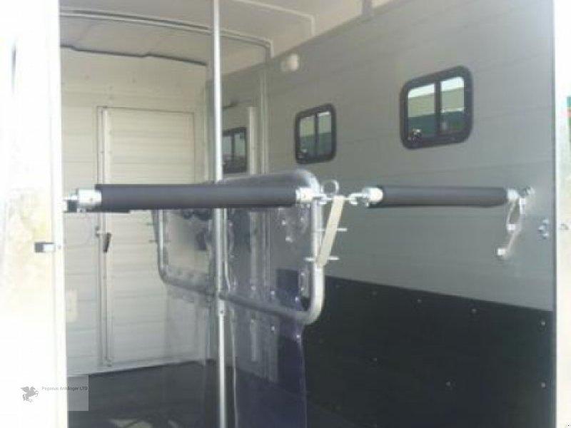 Viehanhänger des Typs Humbaur Notos Xtra UP 2-Pferdeanhänger 2,7to SK NEU!, Neumaschine in Gevelsberg (Bild 12)