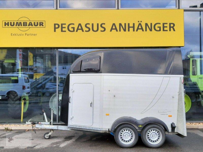 Viehanhänger des Typs Humbaur Xanthos Aero 2-Pferdeanhänger 2,4to Alu SK, Gebrauchtmaschine in Gevelsberg (Bild 3)