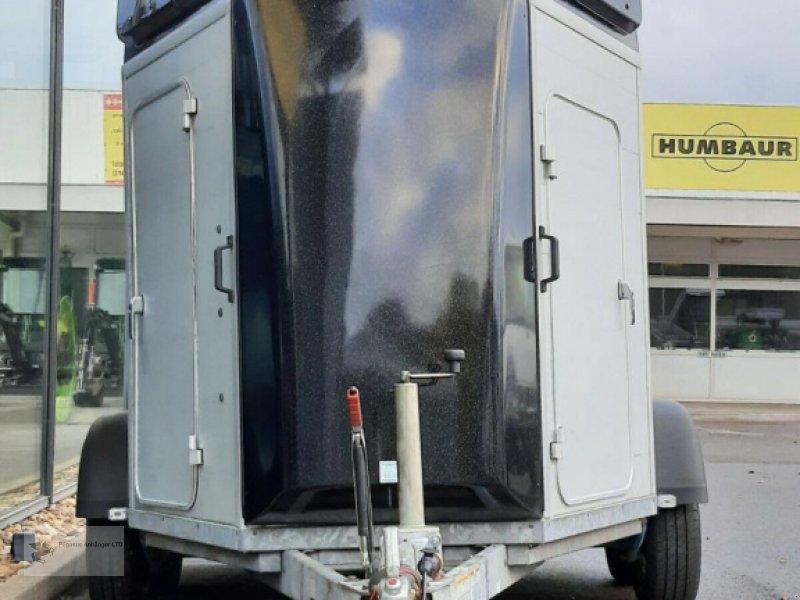 Viehanhänger des Typs Humbaur Xanthos Aero 2-Pferdeanhänger 2,4to Alu SK, Gebrauchtmaschine in Gevelsberg (Bild 2)
