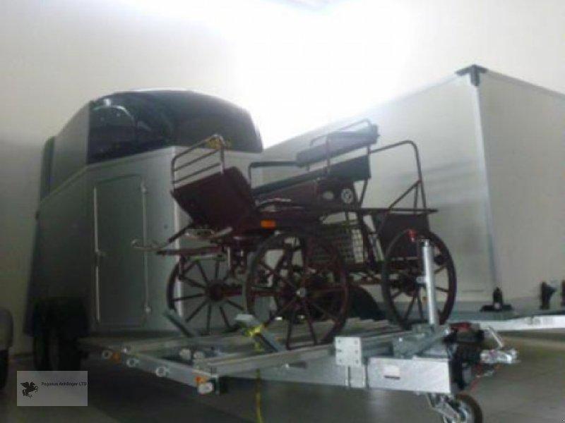 Viehanhänger типа Humbaur Xanthos ALU Kutschenanhänger, 2,6to, Neumaschine в Gevelsberg (Фотография 1)