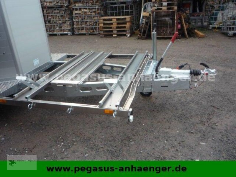 Viehanhänger типа Humbaur Xanthos Kutschanhänger NEU 2020, Neumaschine в Gevelsberg (Фотография 11)