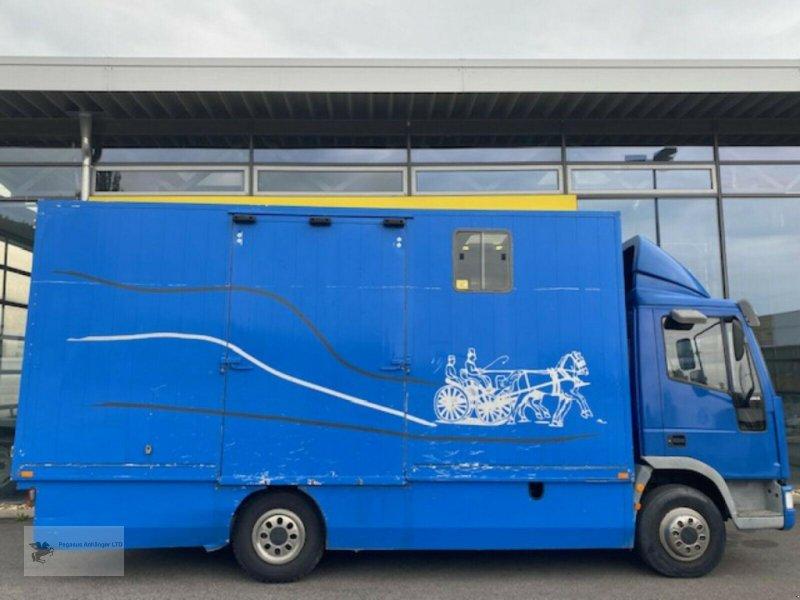 Viehanhänger des Typs Iveco 80 E 4 Pferdetransporter, Gebrauchtmaschine in Gevelsberg (Bild 3)