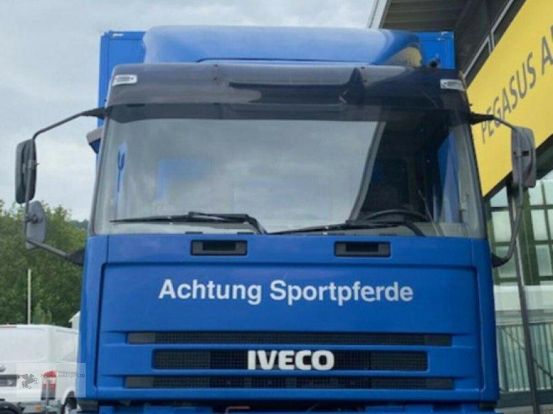 Viehanhänger des Typs Iveco 80 E 4 Pferdetransporter, Gebrauchtmaschine in Gevelsberg (Bild 2)