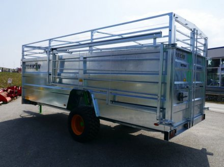 Viehanhänger des Typs Joskin Betimax RDS 6000, Gebrauchtmaschine in Villach (Bild 3)
