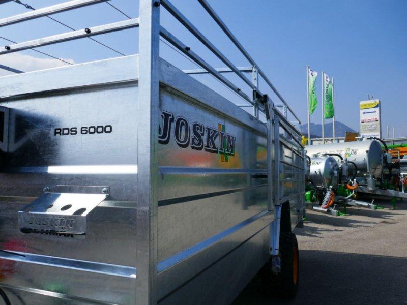 Viehanhänger des Typs Joskin Betimax RDS 6000, Gebrauchtmaschine in Villach (Bild 11)