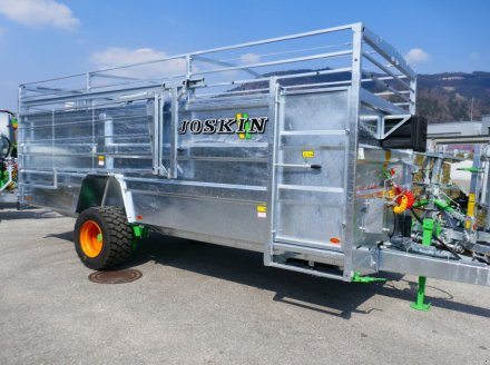 Viehanhänger des Typs Joskin Betimax RDS 6000, Gebrauchtmaschine in Villach (Bild 1)