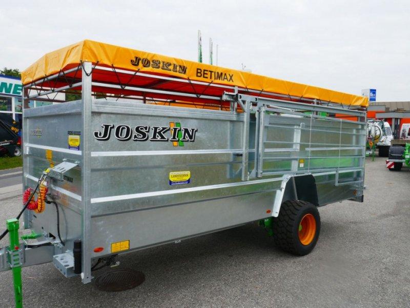 Viehanhänger типа Joskin Betimax RDS 6000, Gebrauchtmaschine в Villach (Фотография 1)
