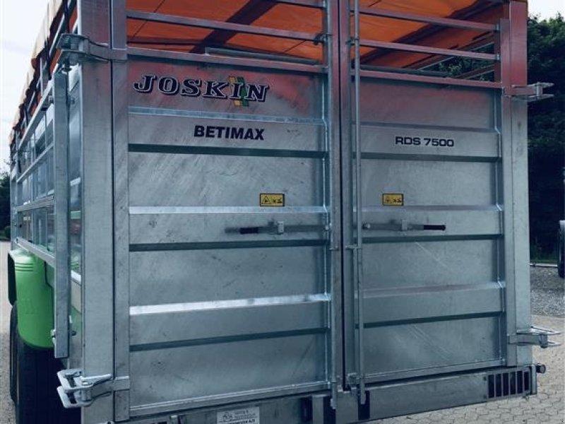 Viehanhänger типа Joskin Betimax RDS 7500 Kreaturvogn, Gebrauchtmaschine в Spøttrup (Фотография 4)