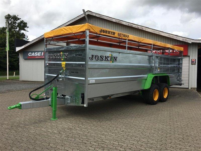 Viehanhänger типа Joskin Betimax RDS 7500 Kreaturvogn, Gebrauchtmaschine в Spøttrup (Фотография 1)