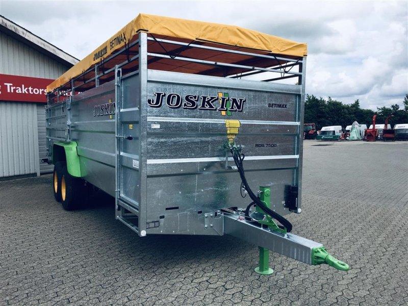Viehanhänger типа Joskin Betimax RDS 7500 Kreaturvogn, Gebrauchtmaschine в Spøttrup (Фотография 6)