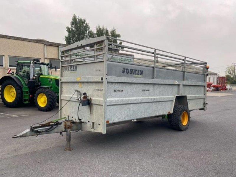 Viehanhänger tip Joskin BETIMAX RDS6000, Gebrauchtmaschine in Wargnies Le Grand (Poză 1)