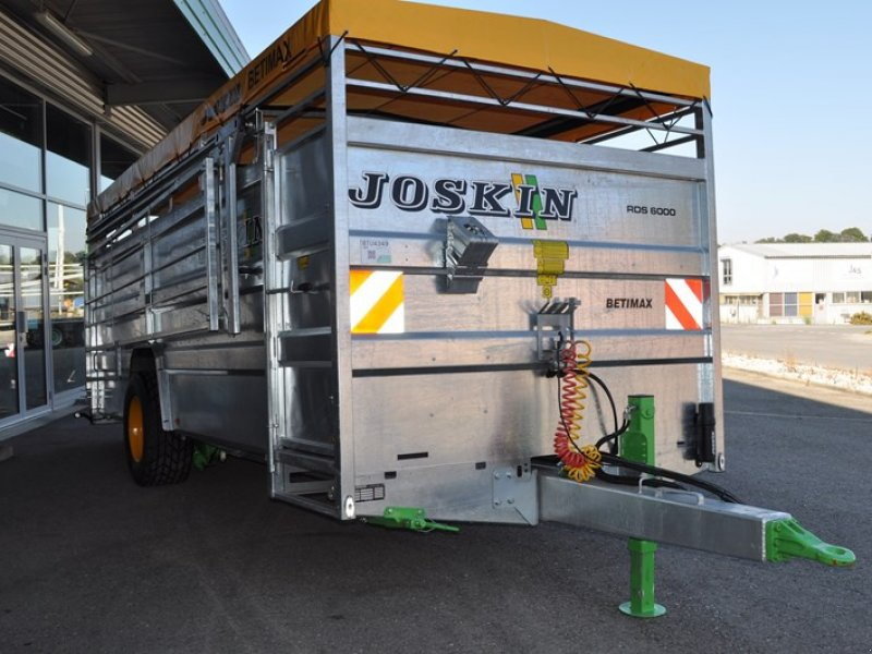 Viehanhänger типа Joskin RDS6000, Neumaschine в Grolley (Фотография 1)