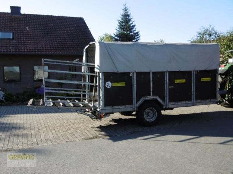 Viehanhänger typu Leffers HLVTW 6000, Gebrauchtmaschine w Greven (Zdjęcie 1)