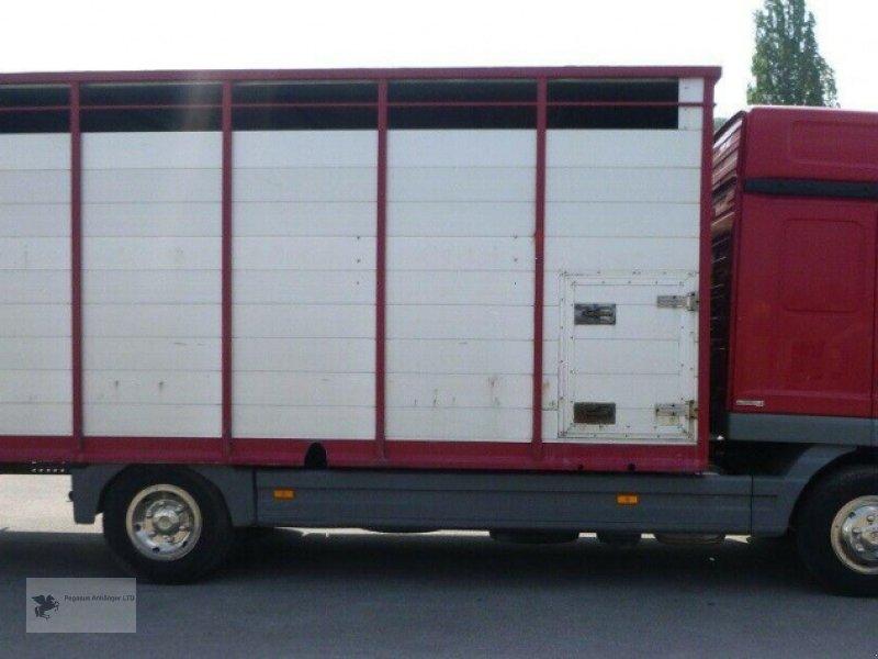 Viehanhänger des Typs Mercedes-Benz Atego 818L Vieh/Pferdetransporter 7,49to VOLLALU, Gebrauchtmaschine in Gevelsberg (Bild 3)