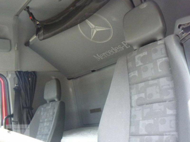 Viehanhänger des Typs Mercedes-Benz Atego 818L Vieh/Pferdetransporter 7,49to VOLLALU, Gebrauchtmaschine in Gevelsberg (Bild 15)