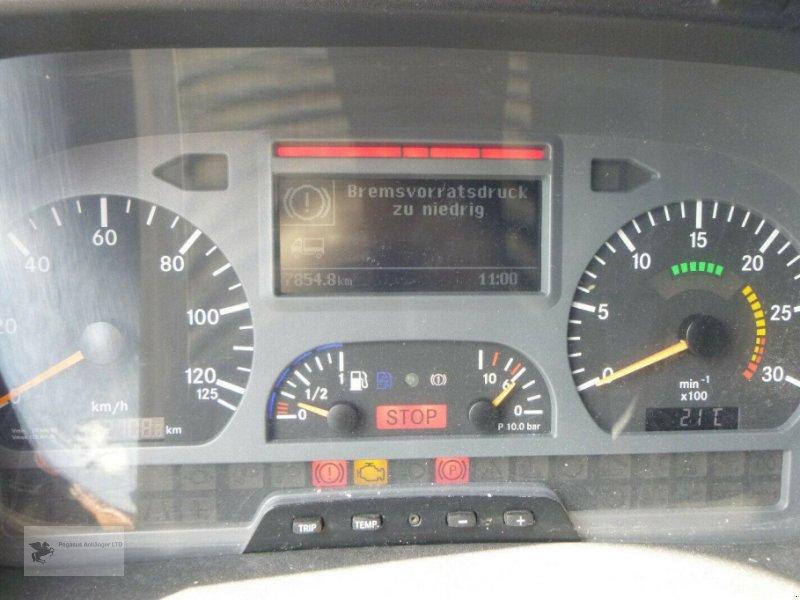 Viehanhänger des Typs Mercedes-Benz Atego 818L Vieh/Pferdetransporter 7,49to VOLLALU, Gebrauchtmaschine in Gevelsberg (Bild 13)