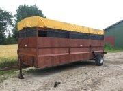 Viehanhänger typu P&H 5,9 meter vogn med skilderum. Brugt meget lidt, Gebrauchtmaschine w øster ulslev