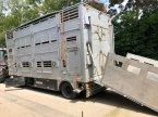 Viehanhänger des Typs Pezzaioli 2 Achs 3 Stock Unfall in Tiefensall