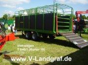 Viehanhänger des Typs PRONAR T 046/1, Neumaschine in Ostheim/Rhön