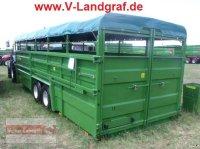 PRONAR T 046/2 Прицеп-скотовоз