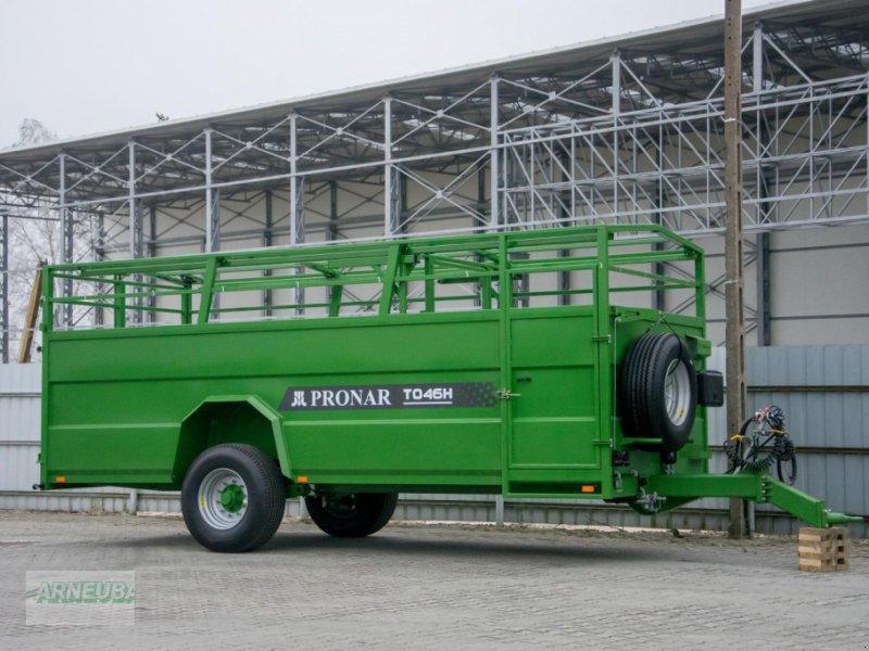 Viehanhänger des Typs PRONAR T 046H, Neumaschine in Schlettau (Bild 2)