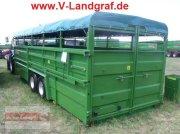 Viehanhänger des Typs PRONAR T046/2, Neumaschine in Ostheim/Rhön