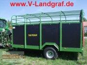 Viehanhänger des Typs PRONAR T046, Neumaschine in Ostheim/Rhön