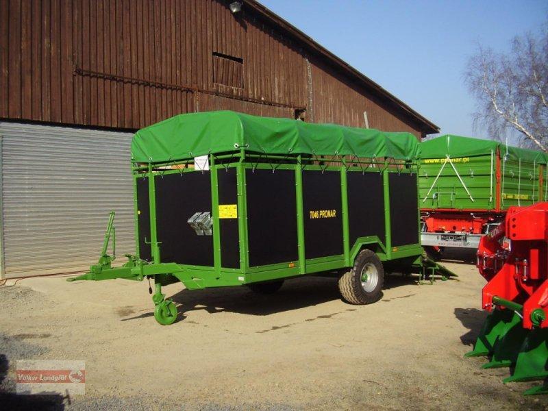 Viehanhänger des Typs PRONAR T046, Neumaschine in Ostheim/Rhön (Bild 6)