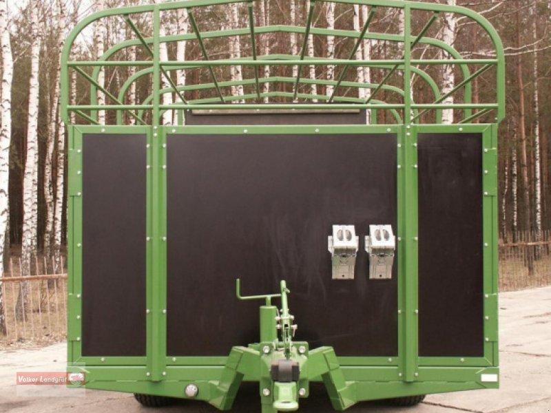 Viehanhänger des Typs PRONAR T046, Neumaschine in Ostheim/Rhön (Bild 4)