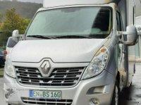 Renault Master 2-Pferdetransporter Sodiak-Vollalu 2,5cdi Príves na prepravu dobytka