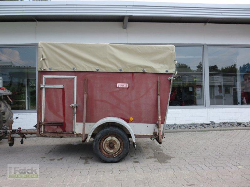Viehanhänger des Typs Schmidt FSVT Viehanhänger, Gebrauchtmaschine in Reinheim (Bild 1)