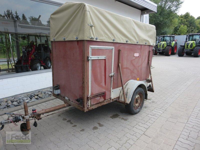 Viehanhänger des Typs Schmidt FSVT Viehanhänger, Gebrauchtmaschine in Reinheim (Bild 2)