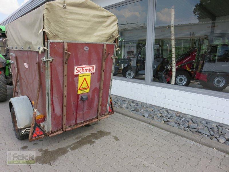 Viehanhänger des Typs Schmidt FSVT Viehanhänger, Gebrauchtmaschine in Reinheim (Bild 5)