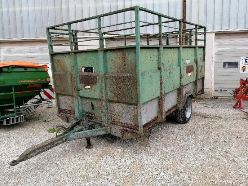 Viehanhänger du type Sonstige 3m70, Gebrauchtmaschine en Chauvoncourt (Photo 1)