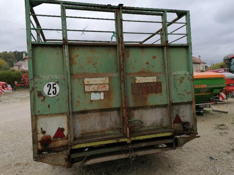 Viehanhänger du type Sonstige 3m70, Gebrauchtmaschine en Chauvoncourt (Photo 2)