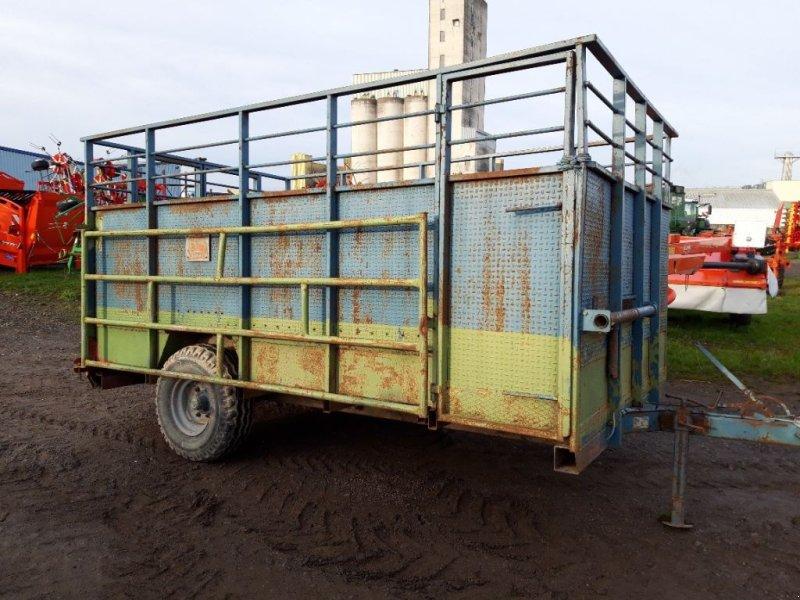 Viehanhänger du type Sonstige 4 M, Gebrauchtmaschine en BRAS SUR MEUSE (Photo 1)