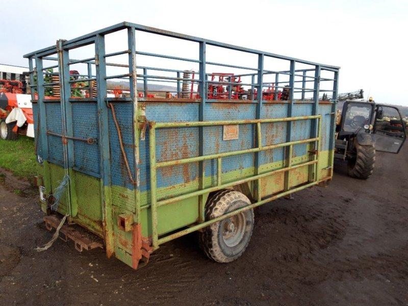 Viehanhänger du type Sonstige 4 M, Gebrauchtmaschine en BRAS SUR MEUSE (Photo 2)