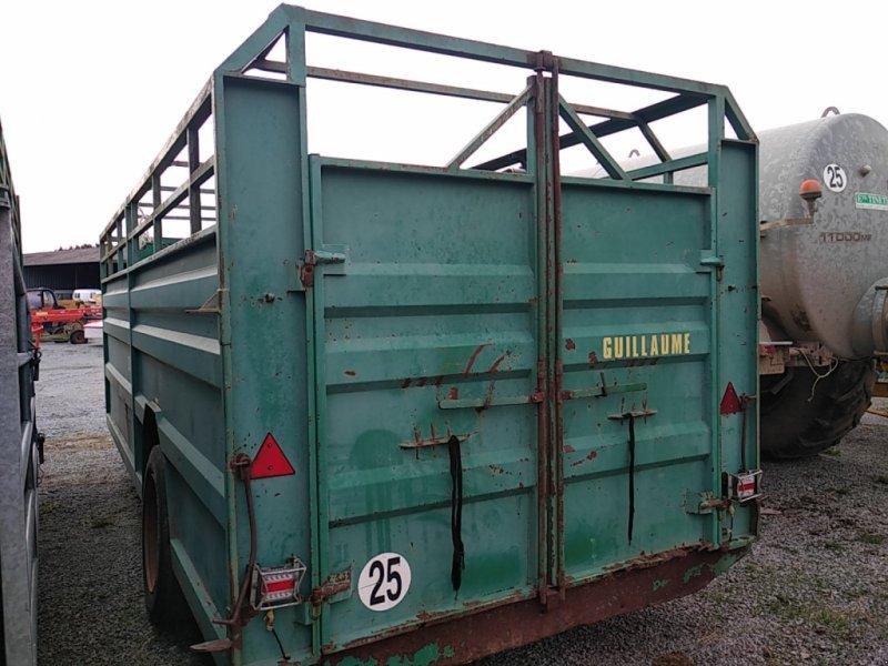 Viehanhänger типа Sonstige 7 - 8 B, Gebrauchtmaschine в Gueret (Фотография 4)