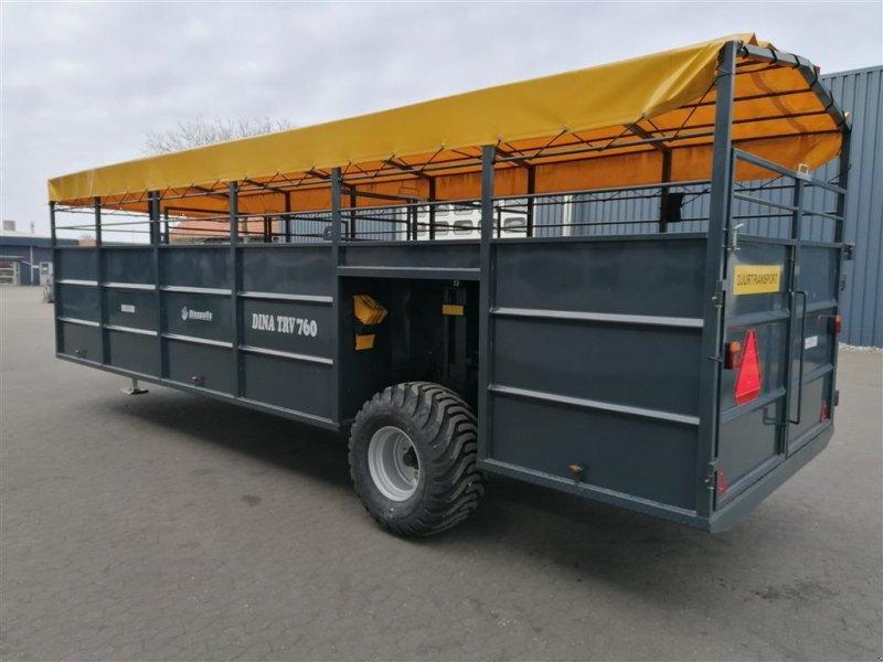 Viehanhänger typu Sonstige 760 Kreaturvogn, Gebrauchtmaschine v Ribe (Obrázok 4)