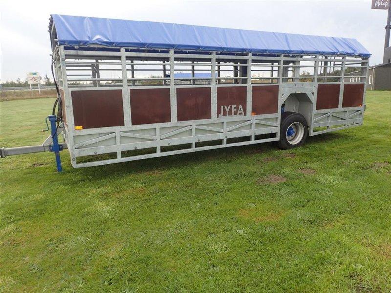Viehanhänger типа Sonstige 7m med Hydraulik, Gebrauchtmaschine в Egtved (Фотография 1)