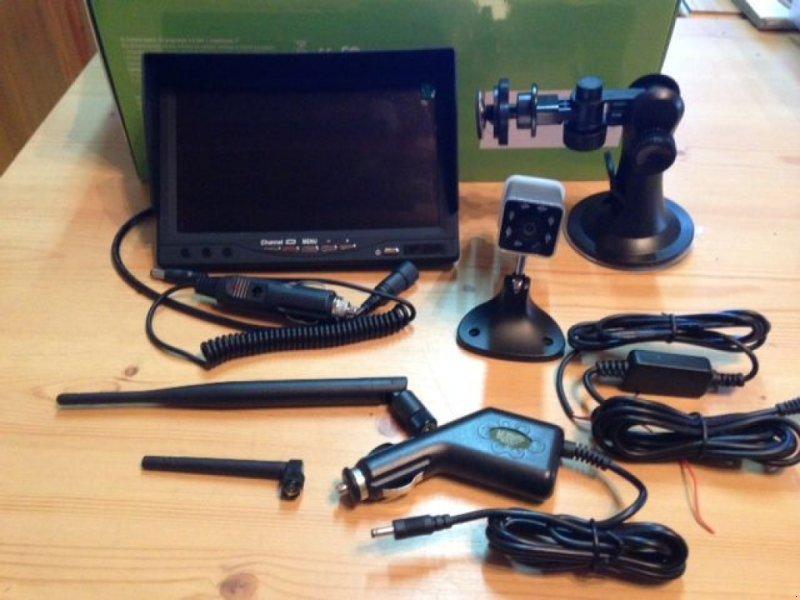 Viehanhänger des Typs Sonstige Anhänger-Kamera mit Monitor, Neumaschine in Brunn an der Wild (Bild 1)