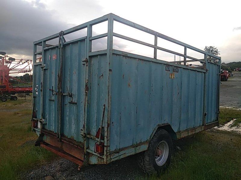 Viehanhänger du type Sonstige B 4000, Gebrauchtmaschine en Gueret (Photo 2)