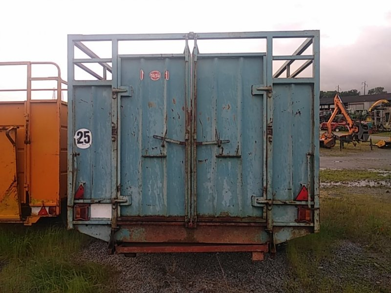 Viehanhänger du type Sonstige B 4000, Gebrauchtmaschine en Gueret (Photo 3)