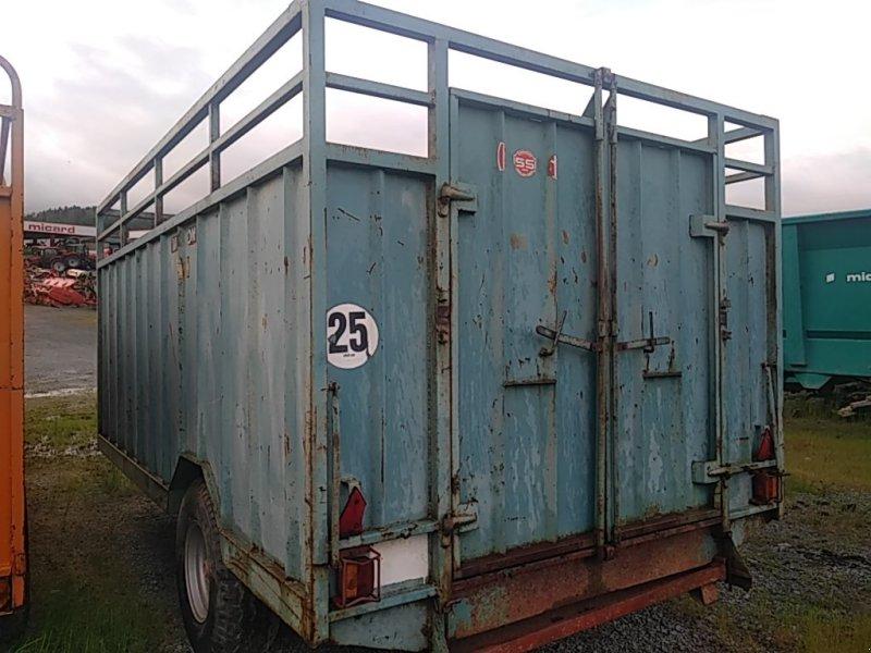 Viehanhänger du type Sonstige B 4000, Gebrauchtmaschine en Gueret (Photo 4)
